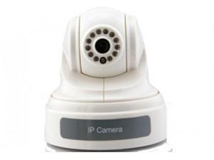 网络摄像头是[传统摄像机与网络视频技术相结合的新一代产品,除了具备一般传统摄像机所有的图像捕捉功  最新款网络摄像头能外,机内还内置了数字化压缩控制器和基于WEB的操作系统,使得视频数据经压缩加密后,通过局域网,internet或无线网络送至终端用户。而远端用户可在PC上使用标准的网络浏览器,根据网络摄像机的IP地址,对网络摄像机进行访问,实时监控目标现场的情况,并可对图像资料实时编辑和存储,同时还可以控制摄像机的云台和镜头,进行全方位地监控.