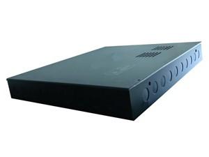 RCU控制主机是酒店客房系统的核心,控制主机内部包含(1)主控制模块(2)八路灯光控制模块⑶四路调光控制模块⑷空调控制模块⑸IO数据通讯模块⑹电源模块