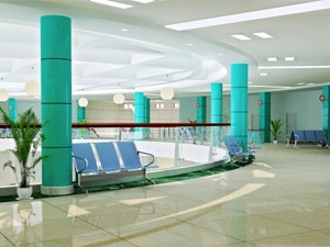 hs888.com智能环境控制系统在医院中通过对各种末端电气设备(如灯光、窗帘、空调、医疗设备等)的控制,实现对医院门诊部、住院部等的灯光环境、遮阳环境、温度环境及医疗设备运行维护的最佳控制。